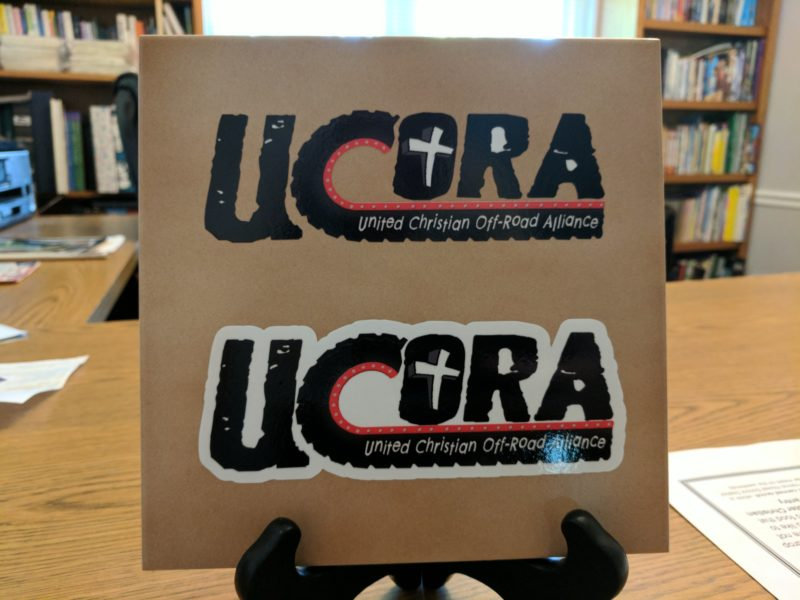 UCORA decals